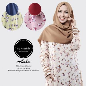 Aisha Basic Dress