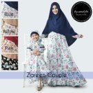 Zareen Syari Couple