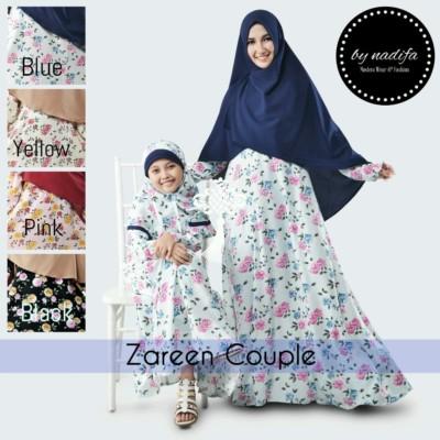 Zareen Syari Couple 2