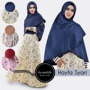 HAYFA SYARI