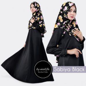 SABIYA BLACK