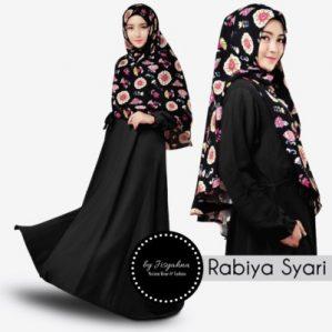 Rabiya Syari Hitam