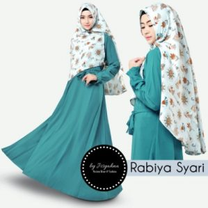 Rabiya Syari Tosca