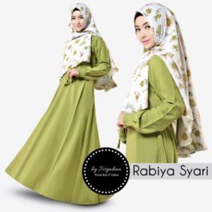 Rabiya Syari Hijau