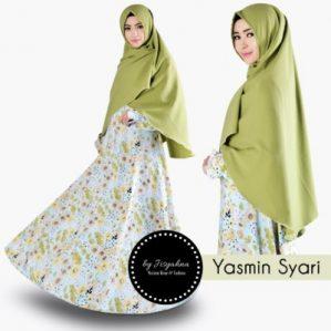 Yasmin Syari Hijau