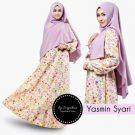 Yasmin Syari Purple Muda