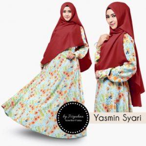 Yasmin Syari Merah