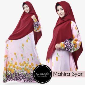 Mahira Syari Pink