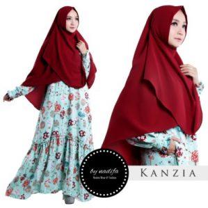 Kanzia Syari Tosca