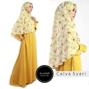Calya Syari Kuning