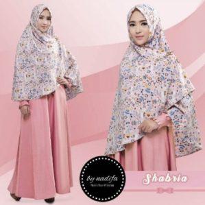 Shabria Syari Pink