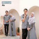 Baju Muslim Couple Alifa Abu